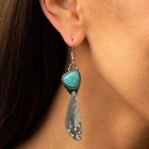 Going Green Goddess Earrings